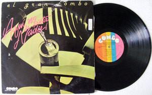 EL GRAN COMBO DEL MUNDO Aqui No Se Sienta Nadie COMBO 2013 Usa LP 1979