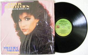 BELKIS CONCEPCION Y LAS CHICAS DEL CAN con WILFRDO VARGAS Karen 82 USA LP 1984