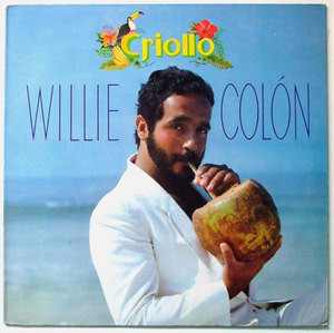 WILLIE COLON Criollo VICTOR TLP-60095 ARGENTINA LP EX+inner