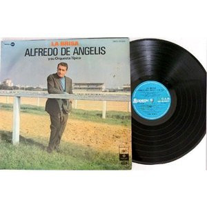 TIPICA ALFREDO DE ANGELIS La Brisa ODEON XLD-41484 TANGO LP NM