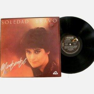 SOLEDAD BRAVO Mambembe VICTOR RCA TLP50130 PROMO LP EX
