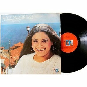 SOLEDAD BRAVO Caribe TOP HITS Venezuela GATEFOLD LP EX