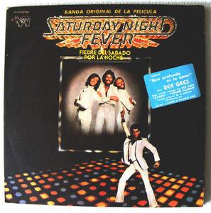 SATURDAY NIGHT FEVER Ost Rso 2479199 ARGENTINA 2xLP 1978
