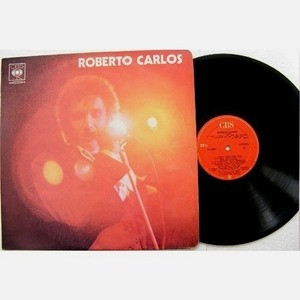 ROBERTO CARLOS Amigo CBS 141094 COLOMBIA LP