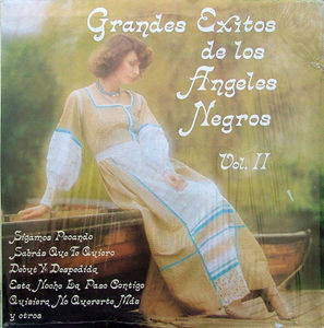 LOS ANGELES NEGROS Grandes Exitos Vol.2 EMI 6167 LATIN LP