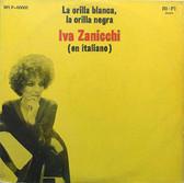 IVA ZANICCHI La Orilla Blanca RCA RFLP-60005 Argentina MONO LP NM