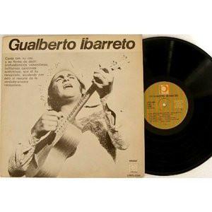 GUALBERTO IBARRETO Promus LPPS-2094 VENEZUELA FOLK LP