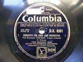 GOOSSENS & GALLIERA Columbia 8301 3x78 Set STRAUSS Conc Oboe NM