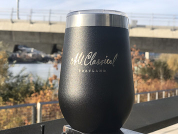 Insulated Logo Tumbler
