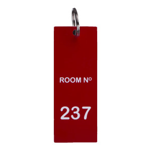 The Score Key Tag - Rm. 237