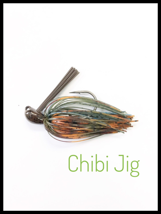Chibi Jig Greenfish Tackle
