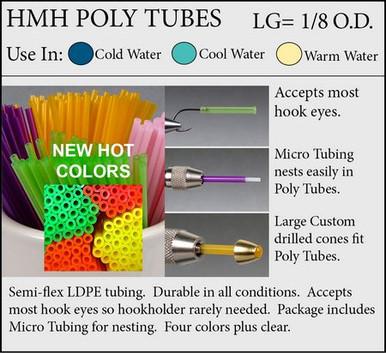 HMH Poly Tube Fly Tubes