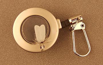Premium Magnetic Faced Zinger