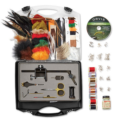 Orvis Fly Tying Kit