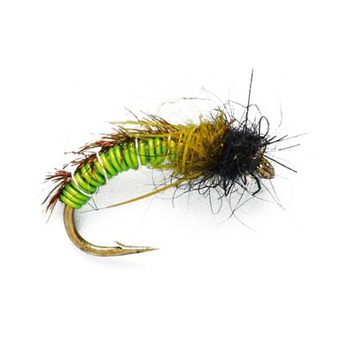 Shaggy Wire Caddis Fly Pattern