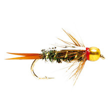 Bead Head Prince Nymph Fly Pattern