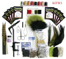 Wapsi Starter Fly Tying Kits