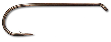 Daiichi 1280 2X Dry-Fly Hook