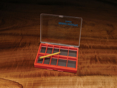 "Stonfo Magnetic Hook Boxes- 10 Compartments 3"" X 4.5"""