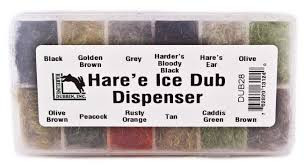Hareline Hare'e Ice Dub Dubbing