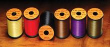 UNI 6/0 Waxed Fly Tying Thread