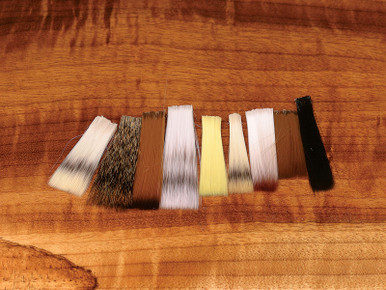 Hareline Tinted Mayfly Tails