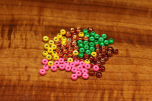 Hareline Plummeting Tungsten Beads (New Colors)