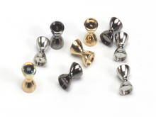 Hareline Sunken Barbell Brass Eyes
