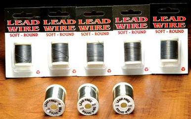 Lead Fly Tying Wire