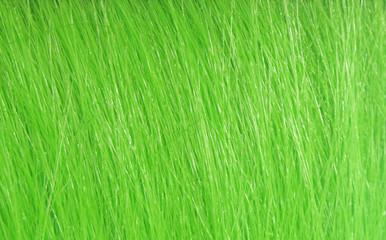 Hareline Extra Select Craft Fur- Bright Green