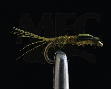 Split Case BWO Mayfly Nymph