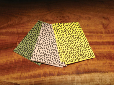 River Road Creations Frog Foam (Olive, Tan, Yellow)