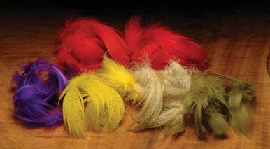 Hareline Mallard Flank Feathers