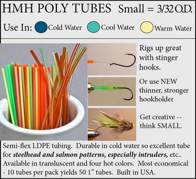 HMH Small Poly Tubes