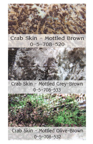 Montana Fly Company Crab Skin - Sili Skin Alternative