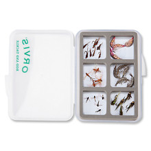 Super Slim Shirt Pocket Fly Boxes- 6 Compartment