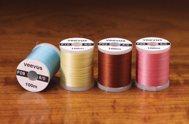 Veevus.dk Fly Tying Thread - 6/0