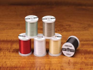 Veevus.dk Fly Tying Thread - 12/0
