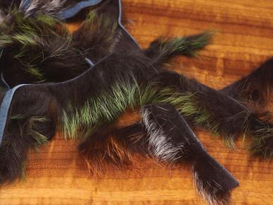 Hareline Crosscut Frostip Rabbit Strips