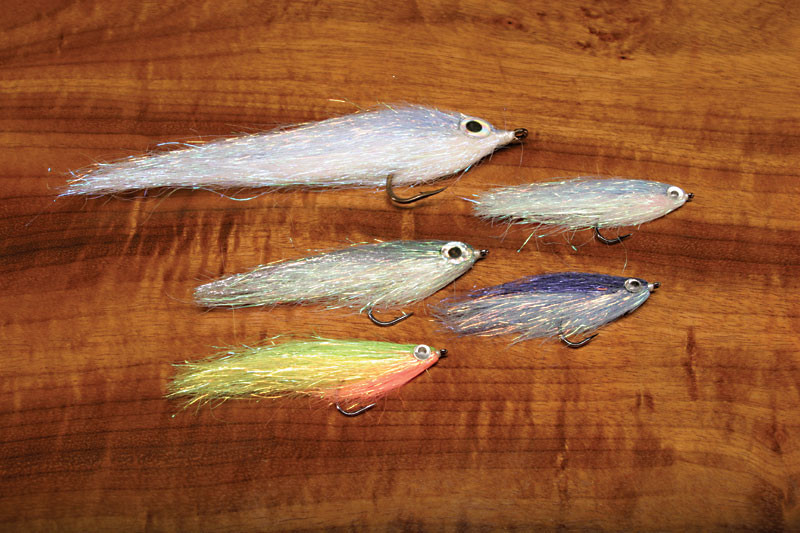 Fly Tying Hareline Ice Fur Super Winging Material Lures Bass Pike Salmon