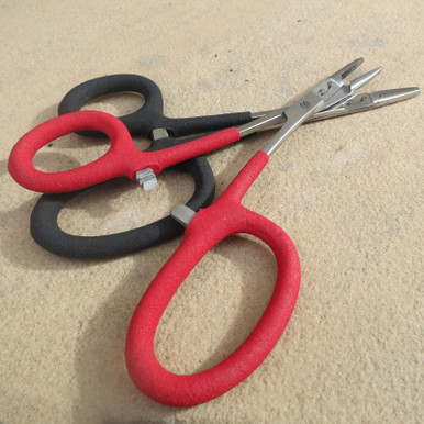 Rising Fly Fishing Tools Bob's Tactical Scissor/Pliers