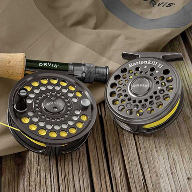 Orvis Battenkill Click and Pawl II Reel