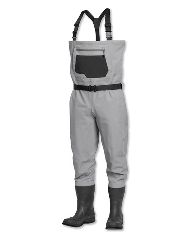 Orvis Clearwater Bootfoot Wader- Felt