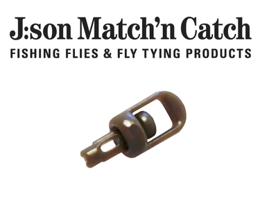 J:son Ultimate Anti Twist Fly Swivel
