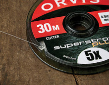 Orvis Super Strong Plus Tippet- Tippet Cutter