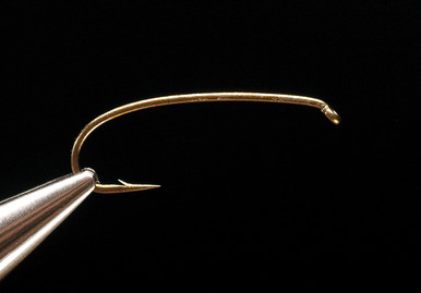 Daiichi 1760 Heavy Curved Nymph Fly Hook
