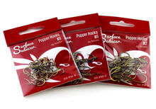 Flymen Fishing Company Surface Seducer Popper Hooks