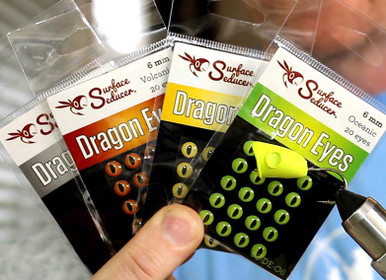 Flymen Fishing Company Surface Seducer Dragon Eyes