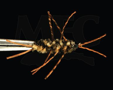 MFC Flexi Girdle Bug - Tan/Black