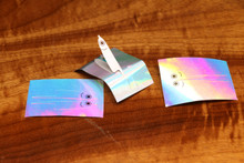 Bob Popovic's Fleye Foils- Silverside